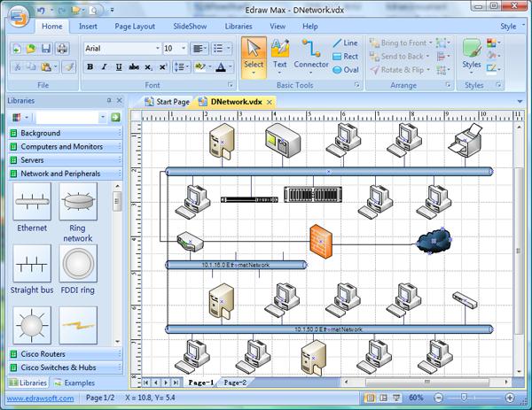 visio network wiring diagram att dsl network wiring diagram